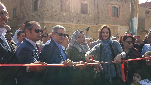 افتتاح محطتين لمعالجة المياه في أسيوط بتعاون مصري أمريكي