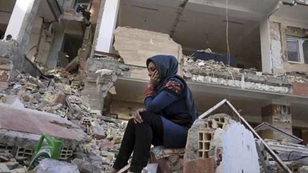 634 مصابا في زلزال إيران.. والتداعيات تصل إلي العراق والكويت