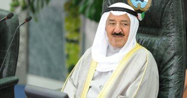 أمير الكويت للرئيس السيسى: نؤيد خطوات مصر للحفاظ على أمنها واستقرارها