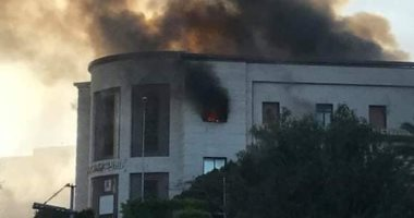 الصحة الليبية: مقتل 3 وإصابة 9 فى الهجوم على وزارة الخارجية بطرابلس