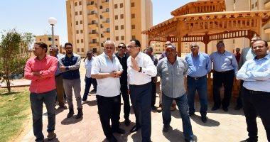 """""""الإسكان"""" تنتهى من تنفيذ 379 مشروعاً خدمياً بالإسكان الاجتماعى بالمدن الجديدة"""