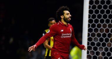 محمد صلاح فى مغامرة جديدة مع ليفربول ضد إيفرتون