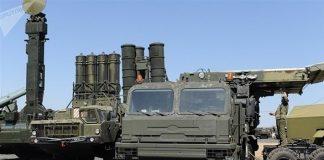 نطام إس-400 الصاروخي الروسي