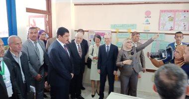 وزير التعليم: الرئيس طالب بـ100 مدرسة يابانية وسيتم الانتهاء من 65 متبقية