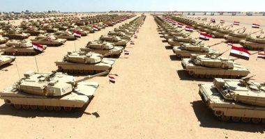 الجيش المصرى يحافظ على صدارته.. الأقوى عربيا وإفريقيا ويتفوق على الإسرائيلى