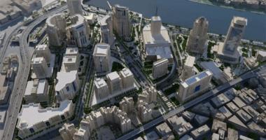 """محافظة القاهرة تعلن بدء الحفر بـ""""مثلث ماسبيرو"""" استعدادا لإنشاء الأبراج السكنية"""