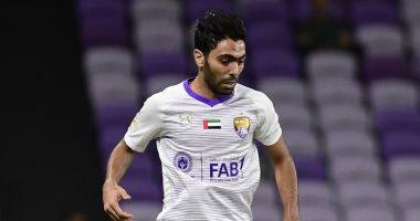 حسين الشحات يدعم قائمة العين الإماراتى فى كأس العالم للأندية