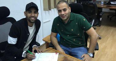 مؤمن زكريا يجدد عقده مع الأهلى رسمياً لمدة 3 سنوات