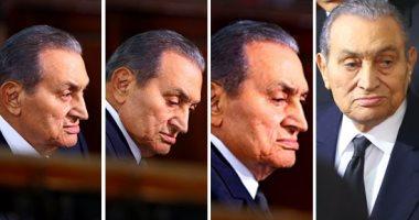 """""""الأنفاق وإيران وحماس والاقتحامات"""" .. تعرف على 4 مفاجآت فجرها مبارك فى المحكمة"""
