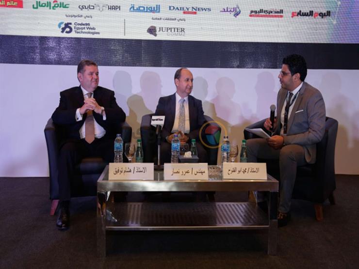 وزيرا الصناعة والنقل يبحثان مع مرسيدس تزويد مصر بالأتوبيسات