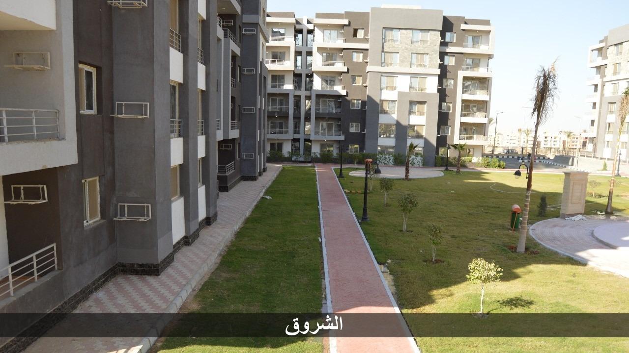"""هيئة المجتمعات العمرانية: 360 وحدة جاهزة للتسليم بـ""""دار مصر"""" للإسكان المتوسط بمدينة الشروق"""