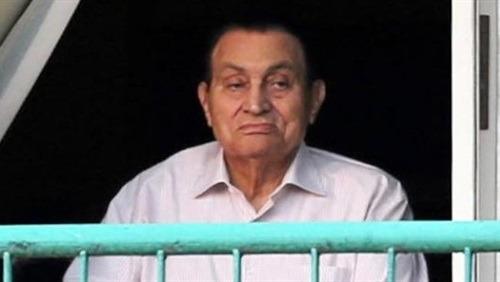 خبير قانوني: ضبط وإحضار مبارك حال تخلفه عن الحضور بـ«اقتحام السجون»