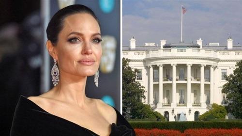 أنجلينا جولي تلمح لترشحها للرئاسة الأمريكية في 2020