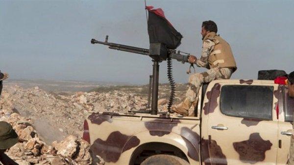 فرض حظر التجوال داخل مدينة درنة الليبية