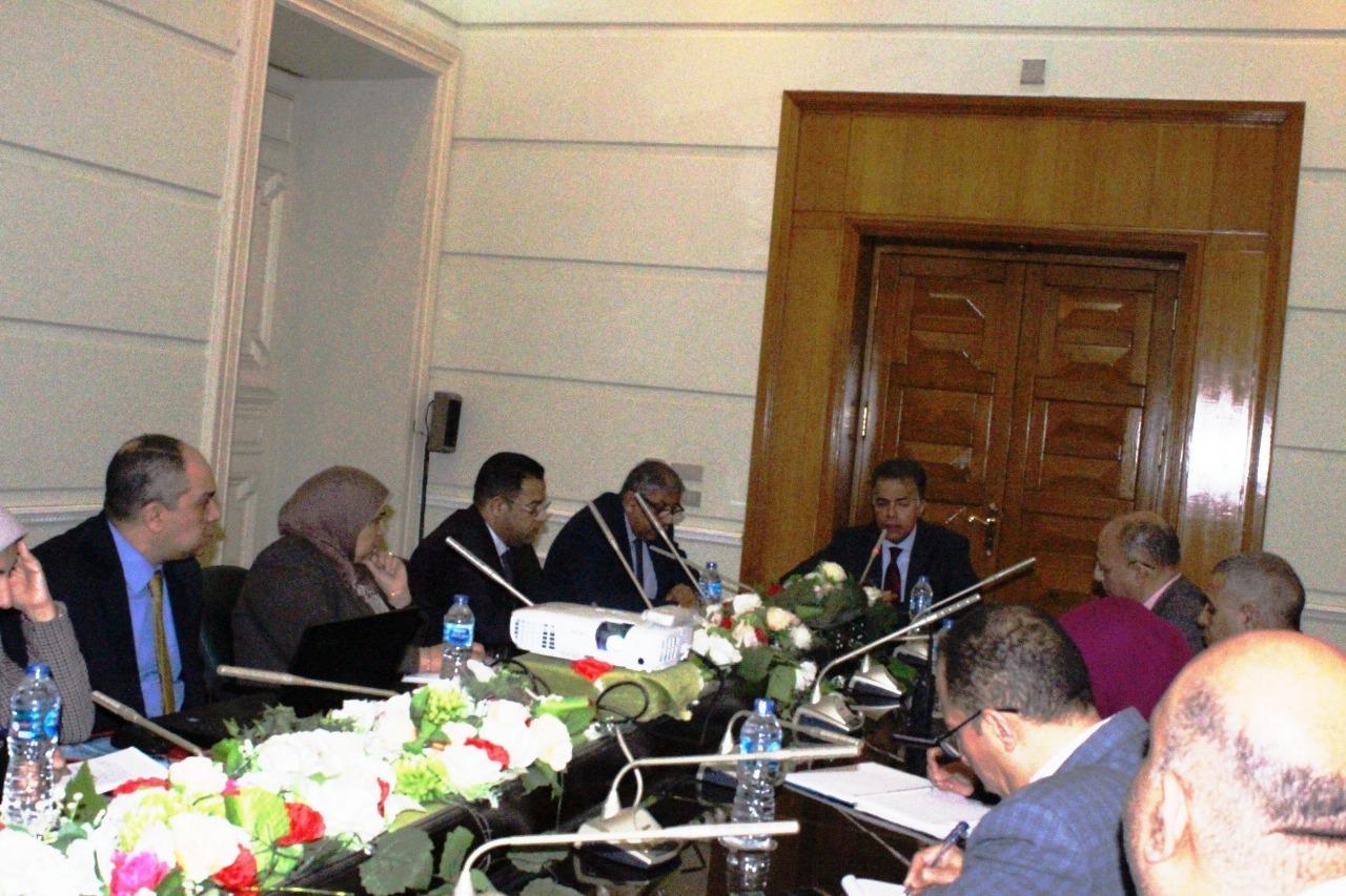وزير النقل: زيادة التعاون مع الدول الإفريقية ونسعى لجعل مصر مركزا للخدمات