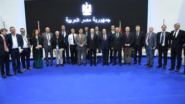 رئيس هيئة التسليح القبرصي: معرض إيديكس ولد عظيما في مصر