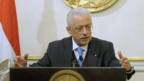 وزير التعليم: عودة هيبة اللغة العربية في المدارس مسئوليتي