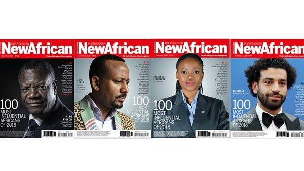 الرئيس السيسي ومحمد صلاح ضمن قائمة أكثر 100 شخصية مؤثرة في إفريقيا لعام 2018