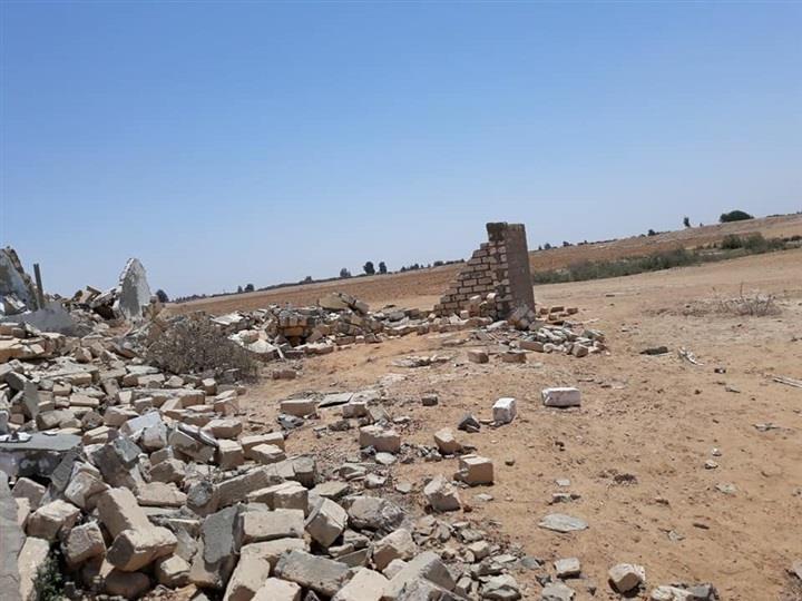الإسكندرية تسترد 200 ألف متر تعديات على حرم الآثار وإزالة 99% من المخالفات