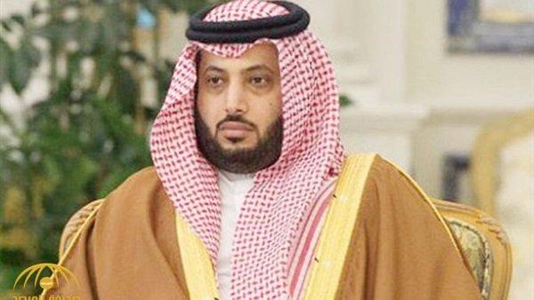 تركي آل الشيخ يعتذر عن زيارة نادي الزمالك