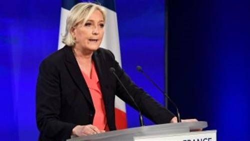 زعيمة اليمين الفرنسي المتطرف: المظاهرات نتيجة تدفق المهاجرين