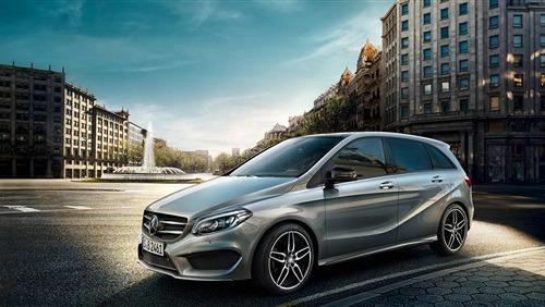 33 ألف يورو سعر سيارة مرسيدس الجديدة الفئة B