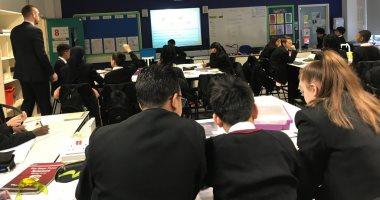 بالصور… وفد مصرى يتفقد مدارس لندن لرصد تجارب تطوير التعليم ببريطانيا