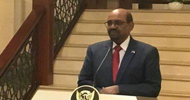 الرئيس السودانى يصل القاهرة فى زيارة عمل لمصر تستغرق يوما واحدا