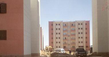 مشروع الإسكان الاجتماعى - صورة أرشيفية