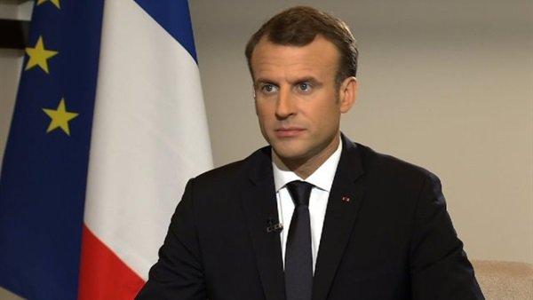 ماكرون: فرنسا ساعدت الاتحاد الأفريقي في حل عدد من أزمات القارة ..فيديو