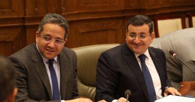 """وفد """"إعلام البرلمان"""" يرافق وزير الآثار غدا فى جولة بالمتحف المصرى الكبير"""