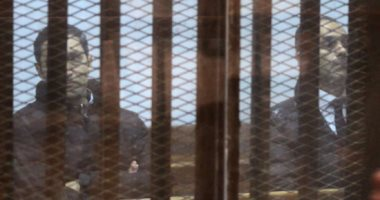 تأجيل محاكمة جمال وعلاء مبارك و7متهمين بقضية التلاعب بالبورصة لـ 23 مارس