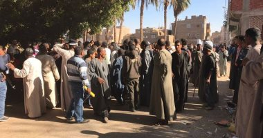 القبض على المتهمين بإصابة 5 أشخاص بطلق نارى بسوهاج