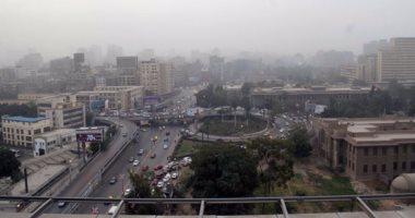 """""""الأرصاد"""": تحسن الأحوال الجوية اليوم والصغرى فى القاهرة 9 درجات"""