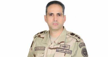"""فيديو.. المتحدث العسكرى ينشر فعاليات """" حمد ٣"""" بين مصر والبحرين"""