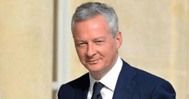 وزير الاقتصاد الفرنسى: شرفت بلقاء السيسي.. ولدينا إرادة لدعم التعاون بين البلدين