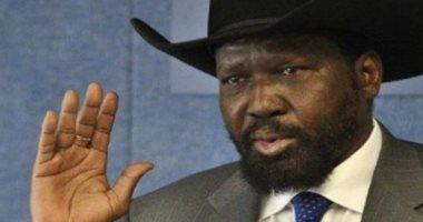 رئيس جنوب السودان يغادر القاهرة بعد لقاء السيسي