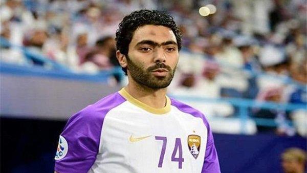 رسميا.. الأهلي يقيد حسين الشحات في القائمة المحلية اليوم
