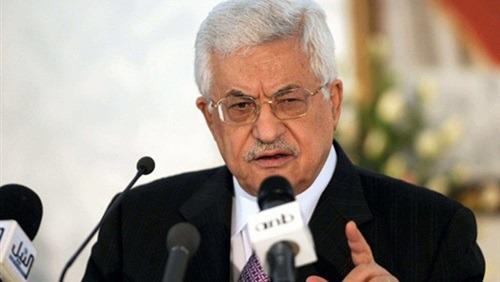 الرئيس الفلسطيني يغادر مطار القاهرة بعد انتهاء زيارته لمصر