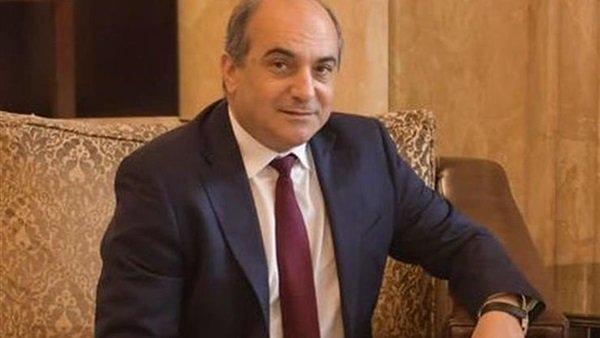 رئيس البرلمان القبرصي يصل القاهرة