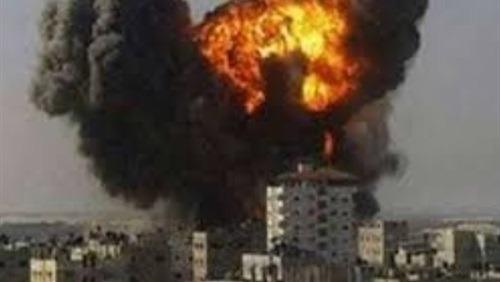 استشهاد فلسطيني وإصابة اثنين آخرين في قصف إسرائيلي على غزة