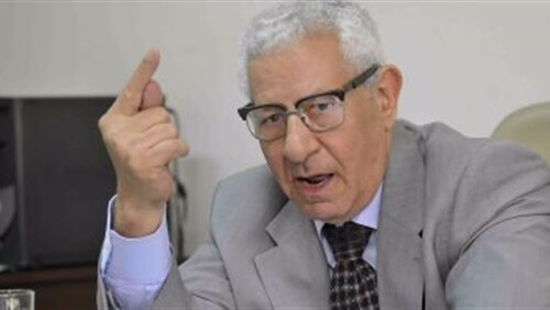 مكرم محمد أحمد: العام الجديد سيشهد تباطؤا اقتصاديا عالميا