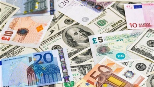 أسعار العملات الأجنبية اليوم 23/ 1/ 2019.. والدولار بـ 17.96 جنيه