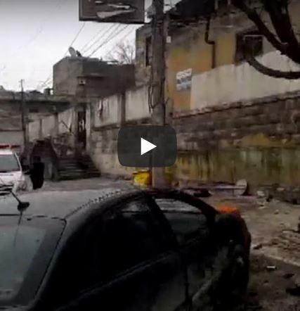 فيديو.. مقتل 10 أشخاص فى تفجير بمنبج السورية وغموض حول مصير 4 جنود أمريكيين