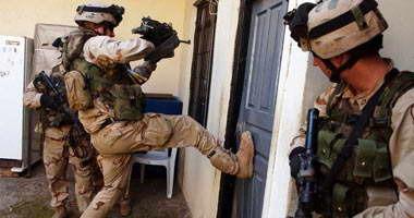 مصدر أمنى عراقى: تجول القوات الأمريكية فى الفلوجة تم بموافقة بغداد