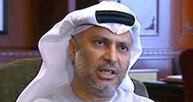 أنور قرقاش: كلمة وزير الخارجية الأمريكى بالقاهرة مهمة وتحمل رسائل ضرورية