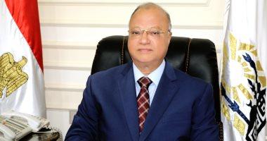 اللواء خالد عبدالعال محافظ القاهرة