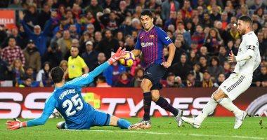 قرعة كأس إسبانيا تضع ريال مدريد ضد برشلونة فى كلاسيكو نارى