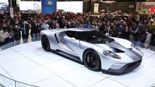لكزس تعرض تقنيات سيارتها LC 500 Inspiration بمعرض شيكاغو