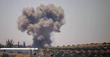 طائرات الاحتلال الإسرائيلى تستهدف مخيم العودة وسط غزة بصاروخين